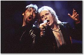 Jimmy Nail und Bill Nighy