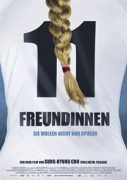 11 Freundinnen - Poster