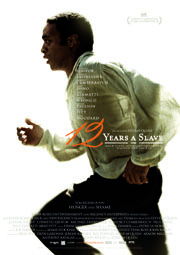 12 years a slave - Poster