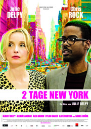 2 Tage New York - Poster