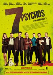 7 Psychos - Poster