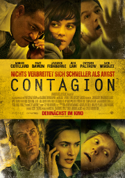 Contagion - Poster