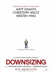 Downsizing - Filmplakat