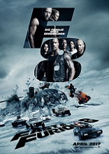 Fast and Furious 8 - Poster