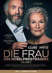 Die Frau des Nobelpreisträgers - Plakat