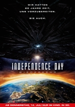 Independence Day 2 - Poster