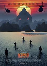 Kong: Skull Island - Filmplakat