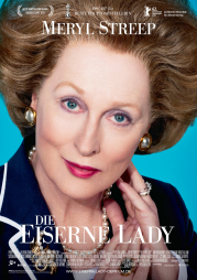 Die Eiserne Lady - Poster