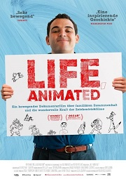 Life, Animated - Filmplakat