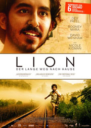 Lion - Poster