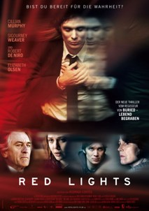 Red Lights - Poster