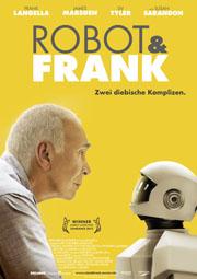 Robot & Frank - Poster