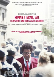 Roman J. Israel, Esq. - Plakat