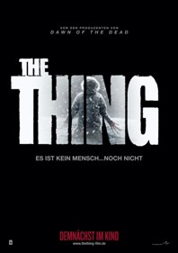 The Thing Plakat
