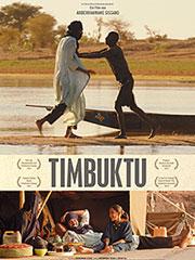 Timbuktu - Plakat