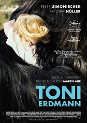Toni Erdmann - Filmplakat