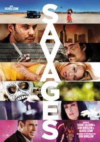 Savages - Poster