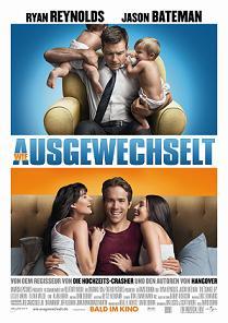 Wie ausgewechselt - Poster