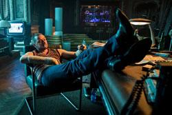 James McAvoy in Atomic Blonde