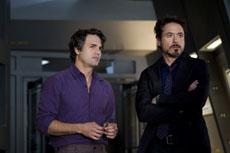 The Avengers - Bruce Banner & Tony Stark