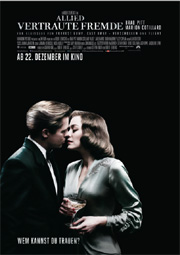 Allied - Poster