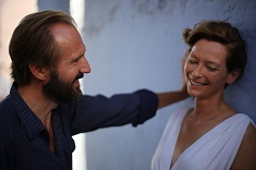 Ralph Fiennes & Tilda Swinton