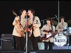 Paul, John, George und Ringo