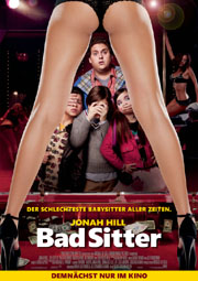Bad Sitter - Poster
