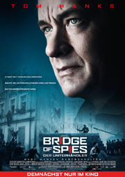 Bridge of Spies - Poster