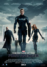 The Return of the First Avenger - Poster