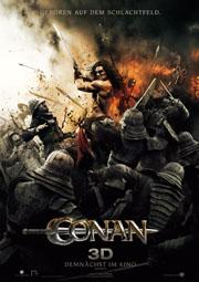 Conan - Plakat