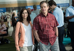 Kristen Wiig & Matt Damon