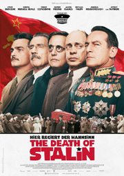 The Death of Stalin - Poster