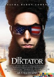 Der Diktator - Poster