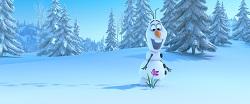 Olaf der Schneemann