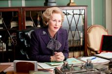 Meryl Streep als Eiserne Lady