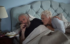Jonathan Pryce & Glenn Close