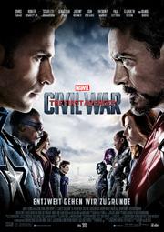 First Avenger - Civil War