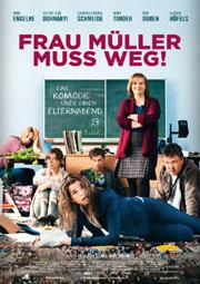 Frau Müller muss weg - Poster