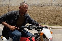 Will Smith, Knarre & Motorrad
