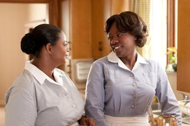 Octavia Spencer & Viola Davis