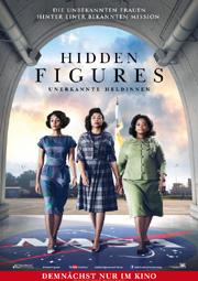 Hidden Figures - Poster