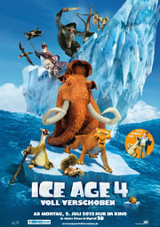 Ice Age 4 - Poster