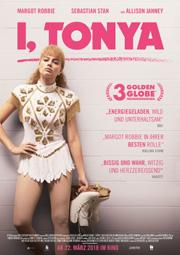 I, Tonya - Poster
