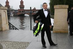 Rowan Atkinson in Berlin