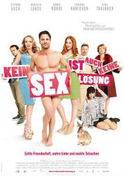 Kein Sex ist auch keine Lösung - Poster