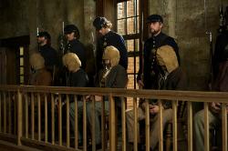 Die Angeklagten vor Gericht