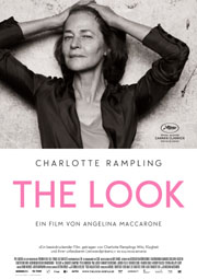 Charlotte Rampling - The Look - Poster