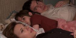Eine nicht ganz so glückliche Familie