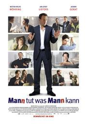 Mann tut was Mann kann - Poster